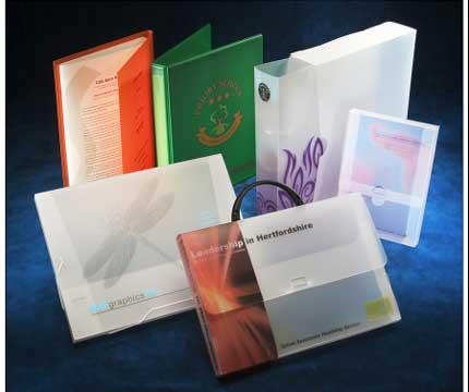 folders, binders & slip cases